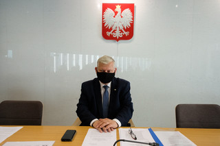 Suski: Pomysł podziału woj. mazowieckiego odłożony. Nie ma większości w Sejmie