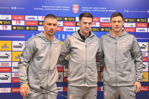 PROMENE U REPREZENTACIJI Kolarov novi kapiten Srbije, Matić zamenik