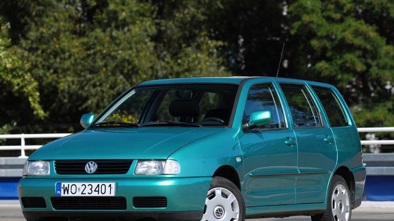 Volkswagen Polo 1 9 Sdi Oszczędny Tani I Solidny Samochód