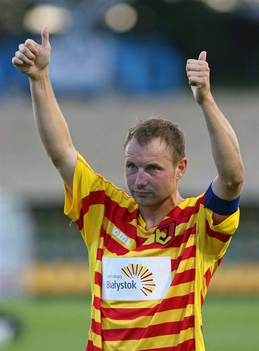 Tomasz Frankowski chce zostać na kolejny sezon