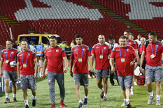 UEFA OTKRIVA Zvezda - Napoli, ovo je tim crveno-belih za debi u Ligi šampiona