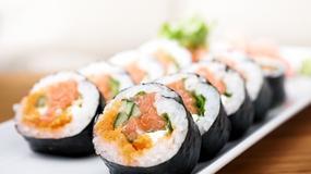 Gdzie zjeść sushi?