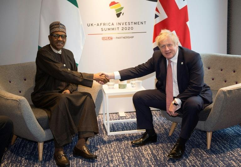 Nigerian President Muhammadu Buhari said Brexit offered an opportunity for increased free trade across the Commonwealth -- and highlighted visas as a key issue