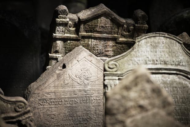 Cmentarz Żydowski, Praga