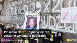 Bard PRL-u napisał piosenkę o samospaleniu Szczęsnego