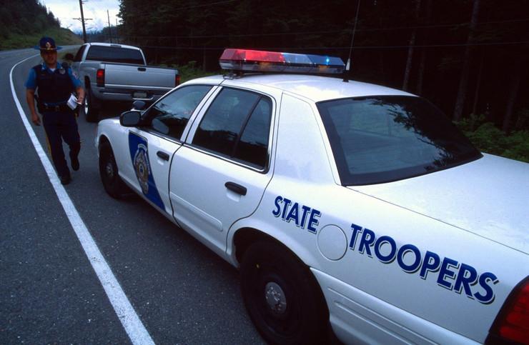 SAD policija aljaska