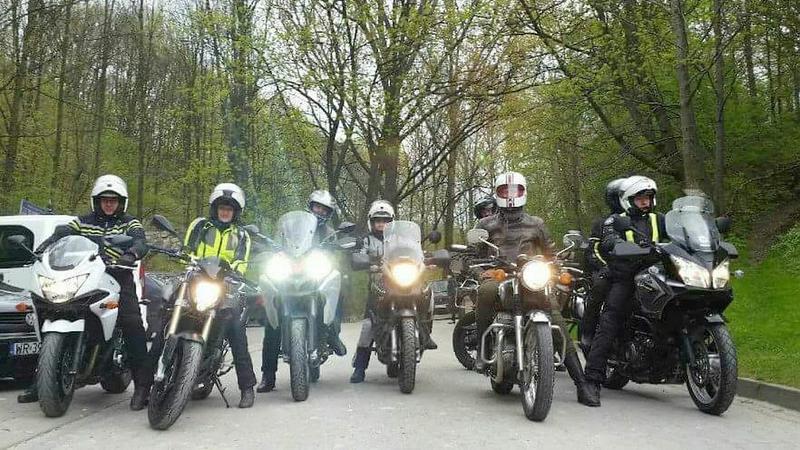 Ania Jackowska zaprasza na wspólne krótkie wyprawy motocyklowe