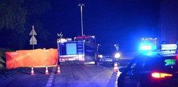 Dwaj policjanci CBŚ zginęli w czołówce z TIR-em!