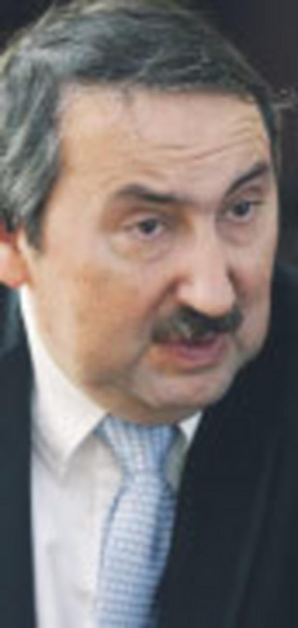 Bogusław Banaszak, profesor, przewodniczący Rady Legislacyjnej przy prezesie Rady Ministrów