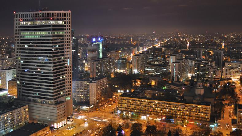 Warszawa znalazła się na 17 miejscu
