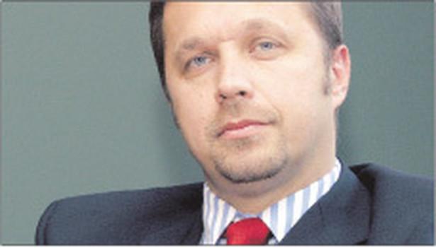 Jarosław Chałas, radca prawny, partner zarządzający w Kancelarii Prawnej Chałas i Wspólnicy