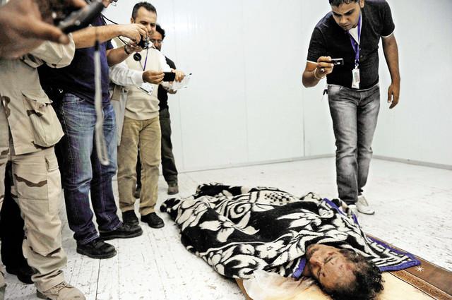 Jeziv kraj libijskog socijalizma: Muamer Gadafi doslovno je linčovan 2011. godine