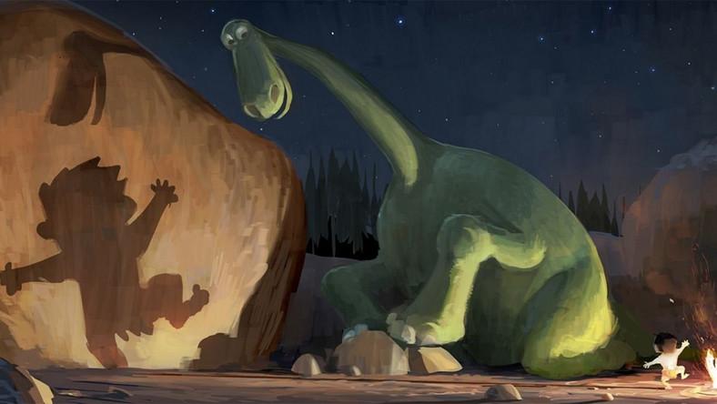 """Zobacz kolejną zapowiedź """"Dobrego dinozaura"""""""