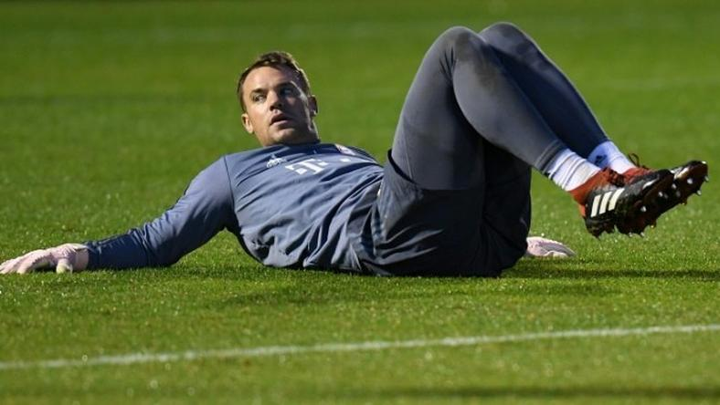 Down, but not out - Bayern Munich goalkeeper and captain Manuel Neuer admits his team have not played well in recent weeks