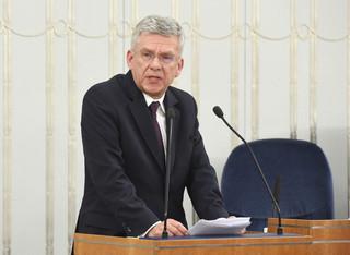 Karczewski: Chciałbym, aby w 2018 r. kontynuowane były dobre relacje z sąsiadami ze wschodu