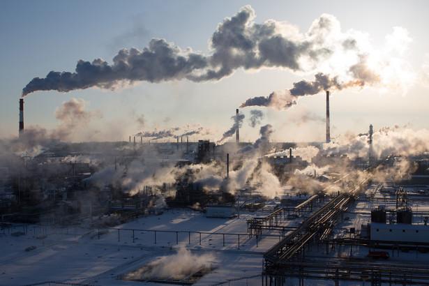 Rafineria ropy naftowej Rosnieftu w Nowokubiszewsku, Rosja