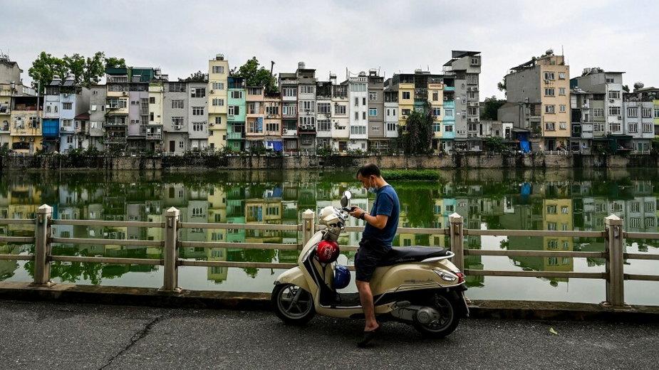 Nha ong - niezwykłe domy tunelowe w Hanoi, stolicy Wietnamu