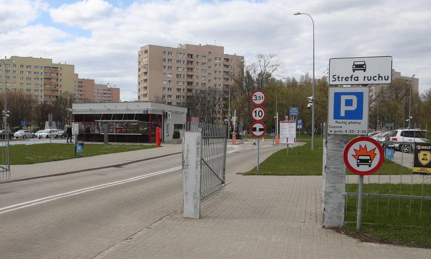 Parking przy Połczyńskiej zmieni się nie do poznania