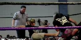 8-latek będzie gwiazdą wrestlingu! Jego występ podzielił kibiców!