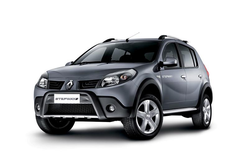 Prawie terenówka od Renault