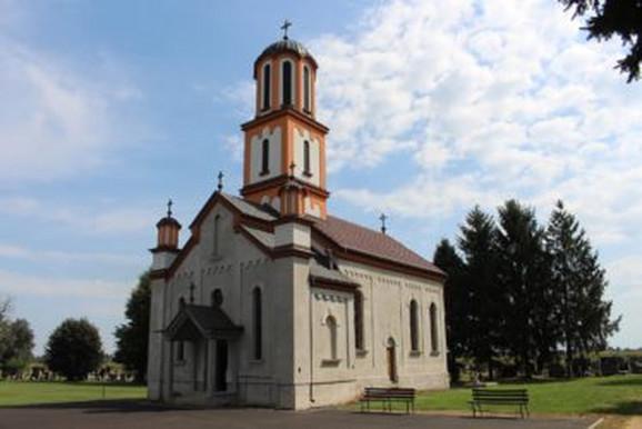 Crkva u Mašićima