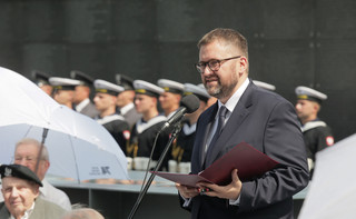Ołdakowski: Patriotyzm to nie tylko wykrzykiwanie haseł, ale też szacunek [WYWIAD]
