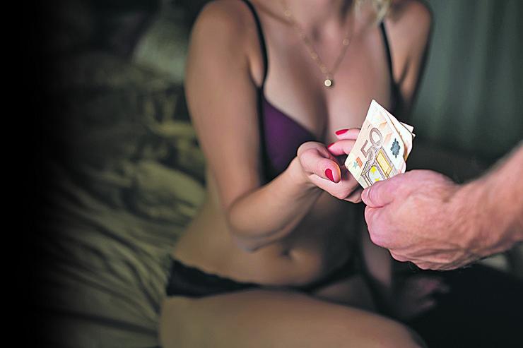 prostitucija pokrivalica