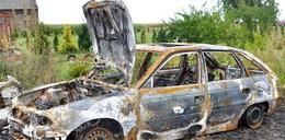Spalił samochód byłej żony