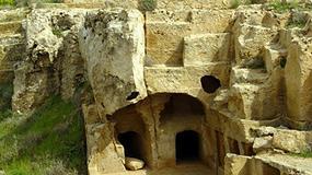 Cypr: Grobowce Królewskie