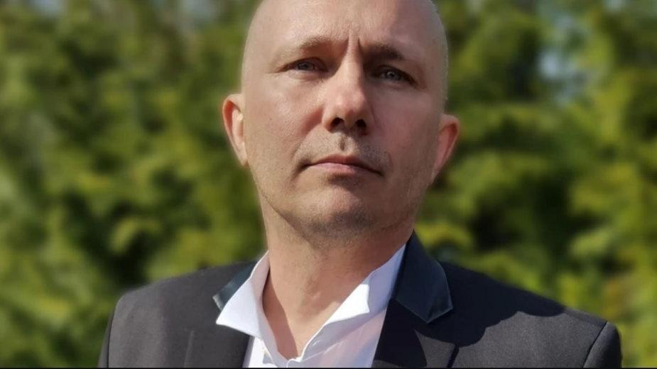 dr Bartosz Łoza, psychiatra