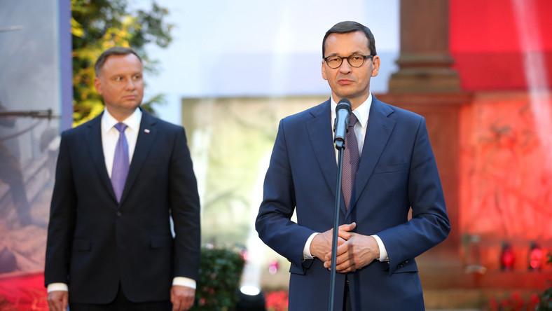 Mateusz Morawiecki , Andrzej Duda