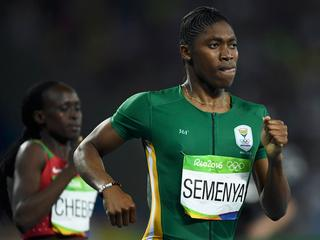 Athletics - Women's 800m Semifinals
