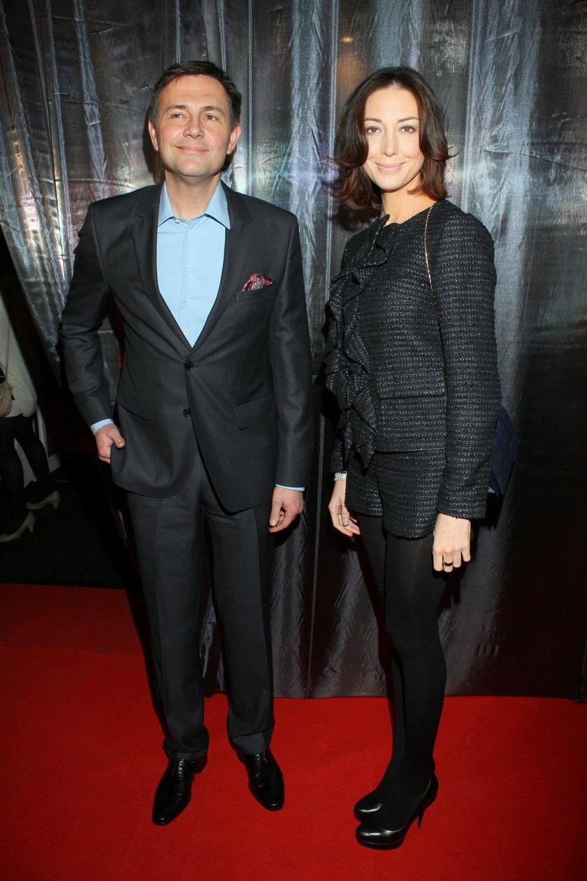 Krzysztof Ibisz i Anna Ibisz