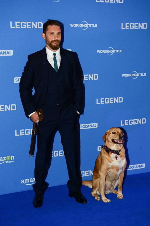 Tom Hardy i Woody