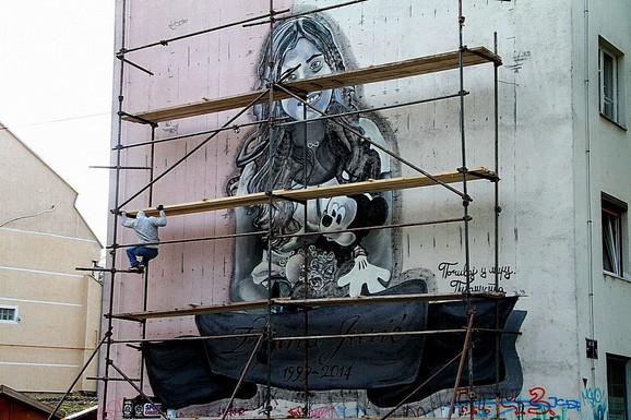 Mural u Subotici