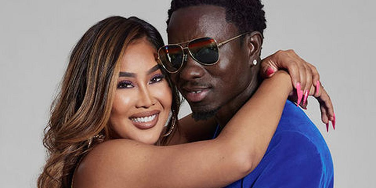 Michael Blackson speaks on proposing to Rada; says 'she allows me to have side chic'
