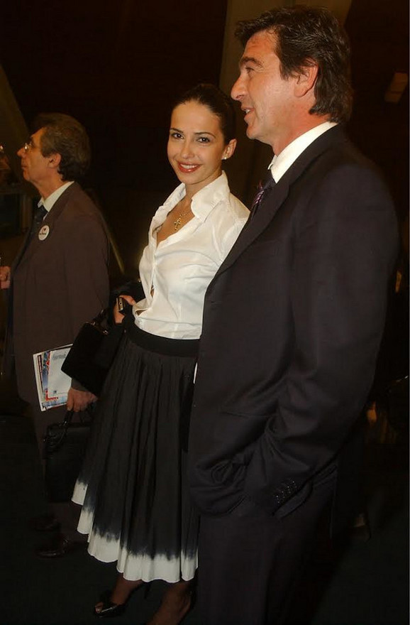 Nataša Ninković sa suprugom