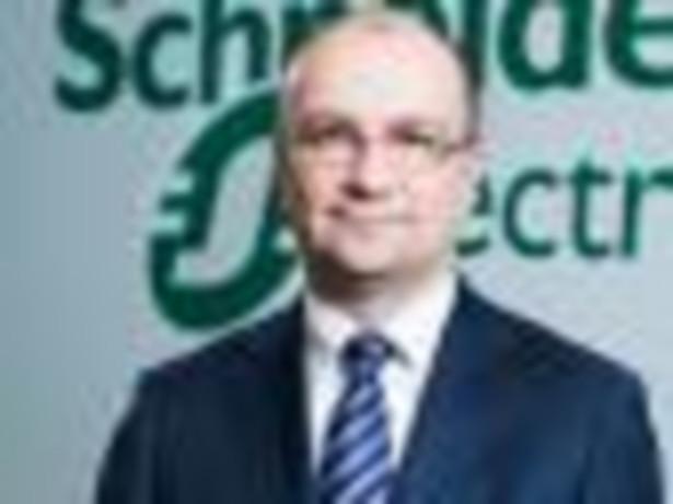 Jacek Łukaszewski, prezes Schneider Electric w Polsce