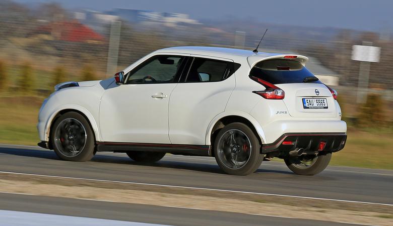 Nissan Juke Nismo RS | Długi dystans | Część 6