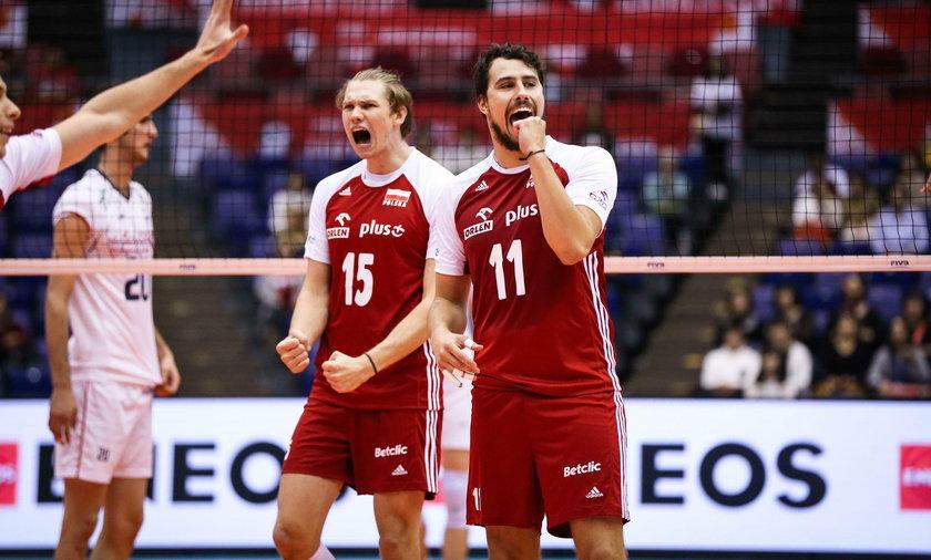 Polska - Iran, siatkówka, puchar świata