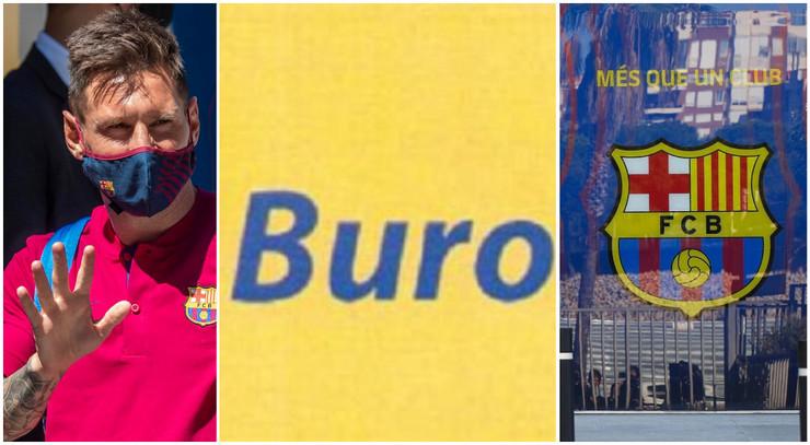 Burofaks Leo