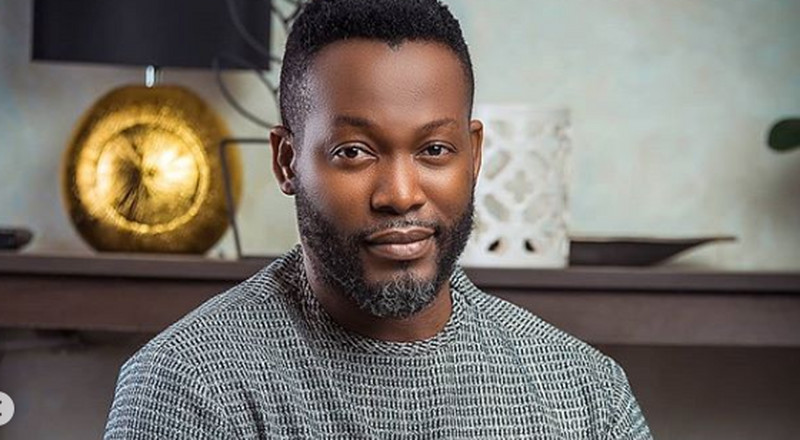 Ace actor, Adjetey Anang stuns us with beautiful birthday photos