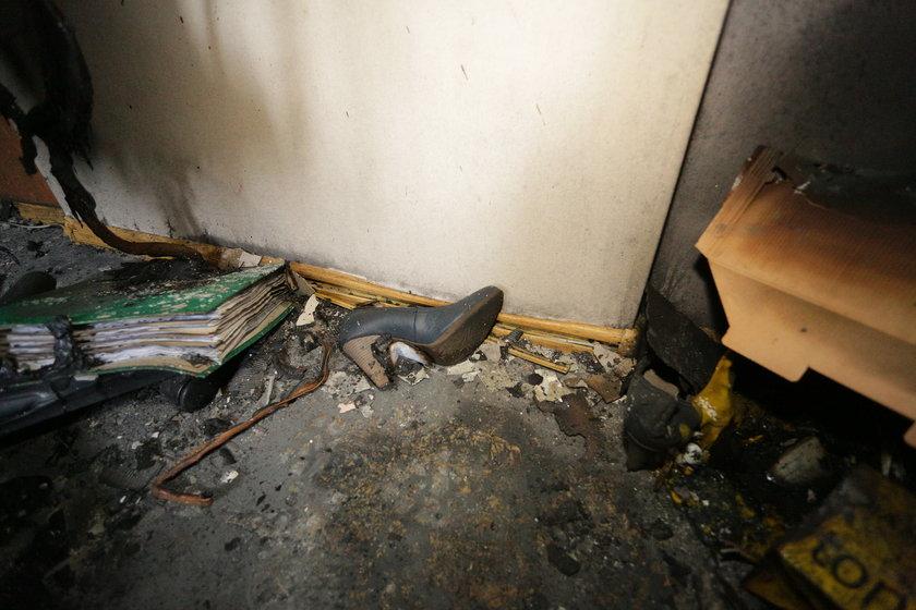 Zmarła druga ofiara podpalacza z Makowa
