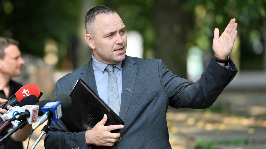 Dyrektor muzeum komentuje plan zorganizowania obchodów 1 września na Westerplatte