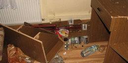 Pijani biesiadnicy zdemolowali hotel! Foty