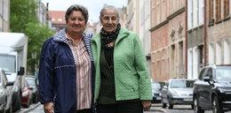 """Dziarskie emerytki: kibice mówią nam grzecznie """"dzień dobry"""""""
