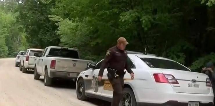 SAD policija mičigen