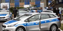Nowe wozy śląskiej policji