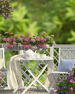 Oryginalne meble do ogrodu, na taras i balkon. Sprawdź, jak wybrać!