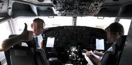 Skandal! Polscy piloci latają na kacu?